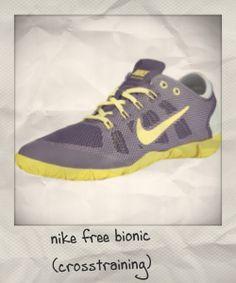 Der Nike Free Bionic Crosstraining ist ein Crossfit-Schuh der Kategorie Ultralight. Megr Infos auf http://www.crossfitschuhe.de
