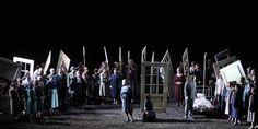 La prima di Jenůfa e la prima della web tv del Teatro Massimo. L'arte rinnova i popoli rinnovandosi.