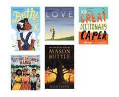 5 Finds Kids: January 2018 by alaude : Our top five books of the month for kids.