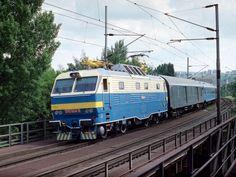 Bahn, Locomotive, Retro, Trains, Electric, Paths, Locs, Mid Century