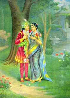 Anniruddha And Ushahttp://www.findmessages.com/the-unknown-love-story-of-lord-krishnas-grandson-aniruddha