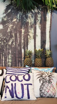 #tropical #decoration