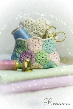crochet! by http://cafeteypastas.blogspot.it/