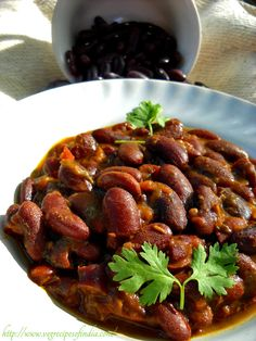 Rajma Masala - Veg Recipes of India