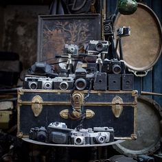 Do you have a passion for photography? We're always looking for skilled photographers and videographers to join us on the field and share about what God's doing!  Photo credit to Justin |  #egypt #photography #missions #camera #antique #travel #ominternational