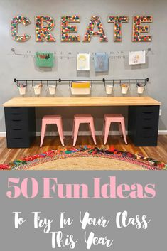 43 Epic Classroom Ideas That Will Change Your Life - Chaylor & Mads - - Discover new classroom ideas for classroom management, decor, organization, fun and more! Plus, incorporate the final idea and it will change your life!