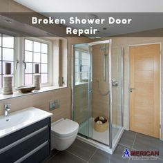 We provides different repair service Broken Shower Door Repair and replacement service which includes Replacement of Glass Doors and Windows for Commercial Buildings. https://goo.gl/60Bcuk