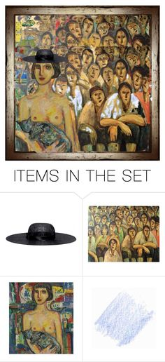 """Is it possible?"" by elyeyer ❤ liked on Polyvore featuring art"