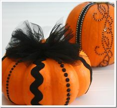 Halloween decorating ideas (pumpkins)