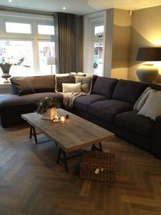 1000 images about interieur on pinterest couch sofas and van - Plaid voor sofa met hoek ...