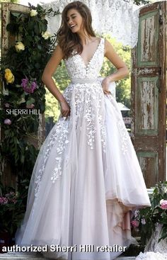 Sherri Hill 11335 Sherri Hill Wedding Gowns, Prom Dresses, Formals, Bridesmaids, Mother of theBride, Maggie Sottero, Sherri Hill,