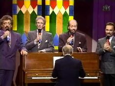 The Statler Brothers - Leaning on the Everlasting Arms