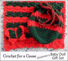 Crocheting For A Cause : 1000+ images about Crochet for a Cause: Operation Christmas Child on ...