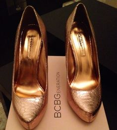 BCBG Oro Rosa los amo