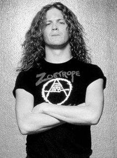 Jason Newsted - former bassist for Metallica, and awesome artist/painter