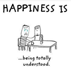 Being totally understood