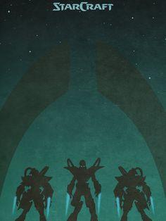 Starcraft (Protoss) by Noble--6 on DeviantArt
