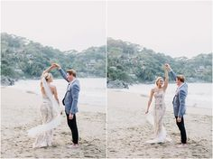 Sayulita Wedding // Don Pedro's Palapa // Annika + XaviTaryn Baxter Photographer