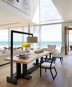 """The celebrity designer reveals twelve luxury projects in his new hardcover, """"Liaigre 12 Projects"""". Pictured above, a beach house in St. Barths."""