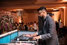 The most popular NC DJ for Indian weddings. Totally customer-oriented, excellent attention to detail, and KILLS it with his music. Interested in working with him? Reach out as soon as you get engaged - he books up quickly! Q Photo, Jackson 5, Justin Timberlake, Indian Weddings, First Dance, Photo Booth, Dj, Songs, Popular