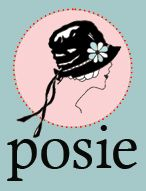 Posie: Rosy Little Things A neat little blog filled with knitting and sewing ideas and projects, great recipes and one beautiful baby! Also sells the neatest kits!