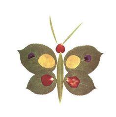 35+ Creative Leaf Animal Art | iCreativeIdeas.com