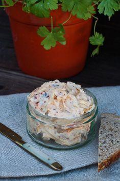 Ein weiteres Rezept für eine Grillbutter: Diesmal gibt´s eine Zwiebel Speck Grillbutter - passt klasse zum Steak, Pute, Brot ..