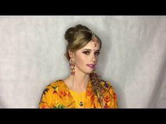 Pics Of Mehndi Makeup : Mehndi design by fresh makeup youtube