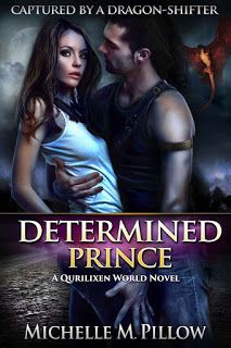 💙 #FREE #PNR #SciFiRomance #Romance 💙 Determined Prince by Michelle M. Pillow PLUS Better Haunts and Garden Gnomes #Giveaway !