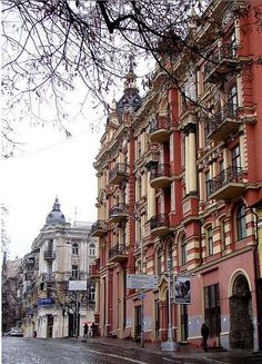 Kiev ~ Ukraine. I'm having a hankering for going back to Europe can you tell??? Lol