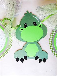 Dinosaur Baby Shower Banner It's a Boy by JustForYouBanners, $25.00