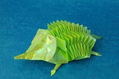 Animal – Origami Paper Hedgehog