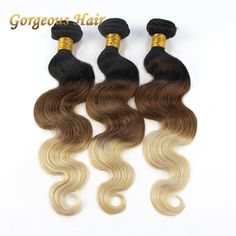 Human Hair Weaves Lovely March Queen Raw Indian Body Wave Hair 1 Bundle #27 Honey Blonde Color Human Hair Weave Extensions 10-24 Deals Double Weft Smoothing Circulation And Stopping Pains