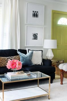 Hunted Interior Summer Home Tour 2014