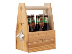 Love this guy gift idea Danny Brown Beer Box with Bottle Opener | Gifts for Guys | Everywhere