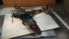 Airfix 1/48 scale Spitfire circa 1940 Scale, Models, Weighing Scale, Role Models, Modeling, Model, Stairway, Templates, Weight Scale