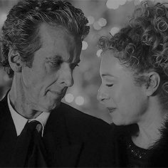 River Song ( Melody Pond) is isolated by the fact that her life is running in the opposite direction to the love of her life and they will only ever have a few moments together.