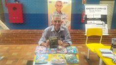 Projeto Autores & Livros no Colégio Escala - 05-11-16 Moacir Torres