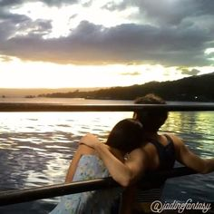 Say you'll never let me go.  More photos  OTWOLista.com. Link in my bio. #Jadine - some photos are from Jaye and Direk. hihi