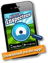 Laat jouw kinderen museum inspecteur worden!