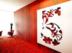 The Kameha Grand Zurich hotel by Marcel Wanders | Hotel Interior Designs