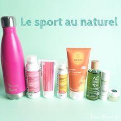 Le sport au naturel. Voici une shopping list spéciale sport, 100% naturelle. Des…