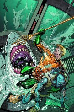 Aquaman (2011) HC VOL 05 Sea of Storms - W.B.
