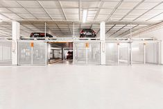 TRENDVARIO 4000 - Designer Semi automatic parking systems from KLAUS Multiparking ✓ all information ✓ high-resolution images ✓ CADs ✓ catalogues. Car Parking, Furniture Design, Interior Design, Architecture, Nest Design, Arquitetura, Home Interior Design, Interior Designing, Home Decor