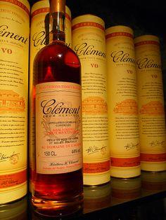 """Rhum vieux """"Clément #martinique #rhum #clement #voyage"""