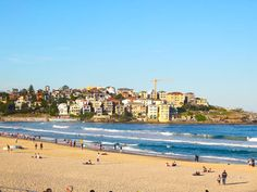 beach, Sydney.