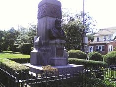Grave of Antonio Meucci, inventor of the telephone, on Staten Island, NY Photo: Julie Farin