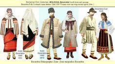 Bessarabia: Romanian Folk Customs, Moldova Bessarabia -