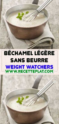 Bechamel Sauce, Sauce Béchamel, Healthy Life, Food And Drink, Voici, Healthy Recipes, Fruit, Cooking, Table
