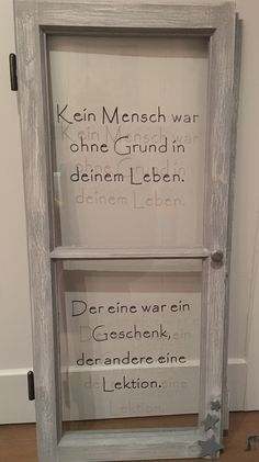 Altes Fenster mit Spruch Altes Fenster mit Spruch The post Altes Fenster mit Spruch appeared first on Wandgestaltung ideen. Words Quotes, Wise Words, Old Candles, Garden Windows, Feeling Happy, Inner Peace, Happy Quotes, Happiness Quotes, Quotations